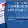 Read more about the article Élections Départementales et Régionales 2021